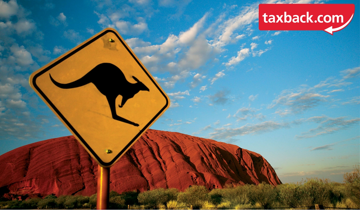 Australia - Taxback.com