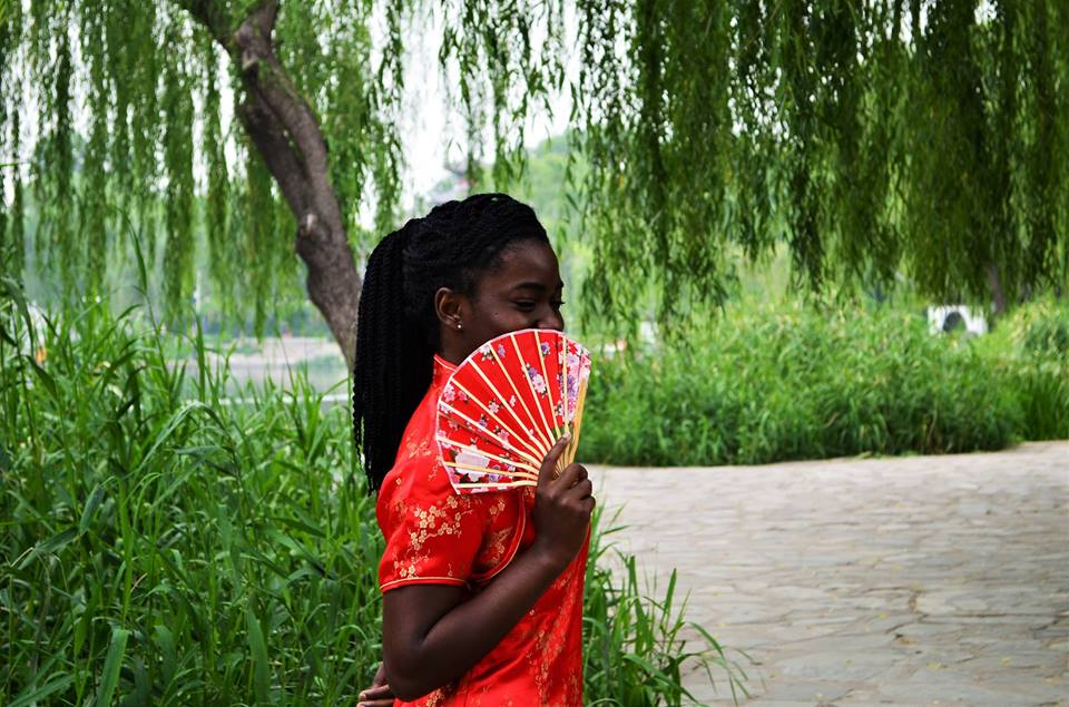 Lydia's Experience: Canadian Cultural Ambassador in China