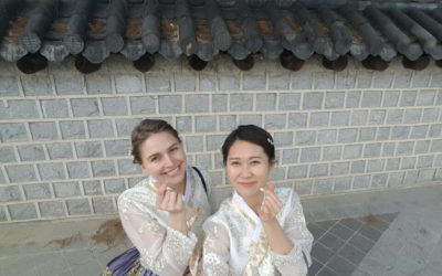 Kendal's Experience: Teaching in South Korea