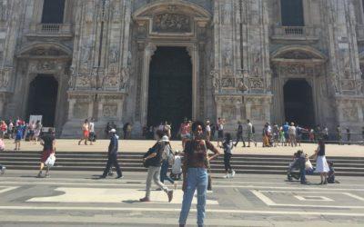 Rashae's Experience: Tutoring in Italy